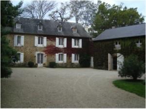 Photo de la propriété du Domaine de Souch