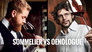 Sommelier vs Oenologue